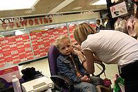 Morgan Ear Peircing