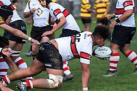 180526 Wellington 1st XV Rugby - Scots College v Porirua College
