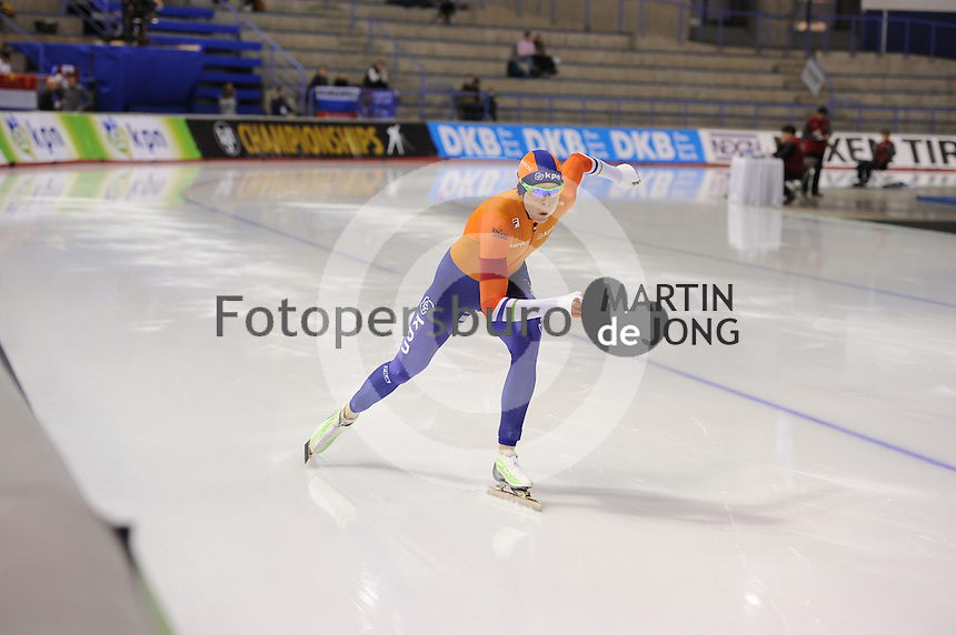 SPEEDSKATING: CALGARY: Olympic Oval, 25-02-2017, ISU World Sprint Championships, 500m Ladies, Jorien ter Mors (NED), ©photo Martin de Jong