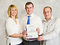 Falkirk Council Employment and Training Awards 16th November 2015...  <br /> <br /> Brown_jamie_02