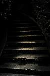 Mysterious Dark Steps