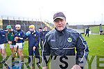 Kerry Trainer John Meyler Kerry Hurlers v Cork Institute Technology in the Waterford Crystal Cup at Austin Stack Park, Tralee on Saturday 15th January.
