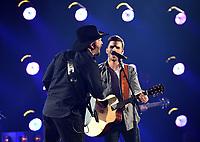 08 November 2017 - Nashville, Tennessee - Garth Brooks. 51st Annual CMA Awards, Country Music's Biggest Night, held at Bridgestone Arena.  <br /> CAP/ADM/LF<br /> &copy;LF/ADM/Capital Pictures