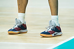 Shavon Shields sneakers during Real Madrid vs Kirolbet Baskonia game of Liga Endesa. 19 January 2020. (Alterphotos/Francis Gonzalez)