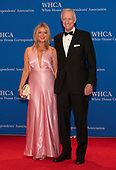 Councilman Jack Evans (Democrat of the District of Columbia) and guest arrive for the 2019 White House Correspondents Association Annual Dinner at the Washington Hilton Hotel on Saturday, April 27, 2019.<br /> Credit: Ron Sachs / CNP<br /> <br /> (RESTRICTION: NO New York or New Jersey Newspapers or newspapers within a 75 mile radius of New York City)
