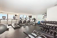 Gym at 240 East 47th Street