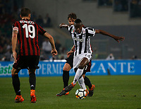 Blaise Matuidi of Juventus  during the  Coppa Italia ( Tim Cup) final soccer match,  Ac Milan  - Juventus Fc       at  the Stadio Olimpico in Rome  Italy , 09 May 2018