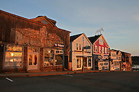 Sunrise, Main Street, Bar Harbor  #S26