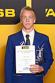 Boys Touch winner Matt Sinclair from Saint Kentigern College. ASB College Sport Young Sportsperson of the Year Awards held at Eden Park, Auckland, on November 24th 2011.