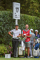 Henrik Stenson (SWE) waits to tee off on 17 during round 2 of the World Golf Championships, Mexico, Club De Golf Chapultepec, Mexico City, Mexico. 2/22/2019.<br /> Picture: Golffile | Ken Murray<br /> <br /> <br /> All photo usage must carry mandatory copyright credit (&copy; Golffile | Ken Murray)