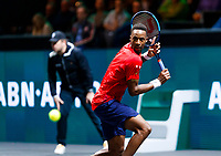 Rotterdam, The Netherlands, 12 Februari 2020, ABNAMRO World Tennis Tournament, Ahoy. Gael Monfils (FRA).<br /> Photo: www.tennisimages.com