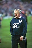Coach Bobby Saxton