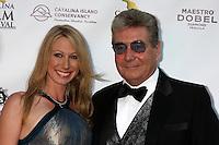 "Georgina Rawlings, Vic Armstrong<br /> at the ""Left Behind"" Screening at the Catalina Film Festival, Casino Avalon, Catalina Island, CA 09-26-14<br /> David Edwards/DailyCeleb.com 818-915-4440"