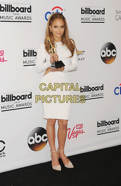 LAS VEGAS, CA- MAY 18: Singer/musician Jennifer Lopez  poses in the press room at the 2014 Billboard Music Awards at the MGM Grand Garden Arena on May 18, 2014 in Las Vegas, Nevada.<br /> CAP/ROT/TM<br /> &copy;Tony Michaels/Roth Stock/Capital Pictures