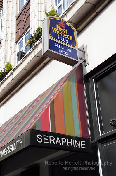 Best Western Plus Seraphine Hammersmith Hotel, London, UK.
