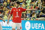 SL Benfica's Alessandro Patias during UEFA Futsal Cup 2015/2016 Semifinal match. April 22,2016. (ALTERPHOTOS/Acero)