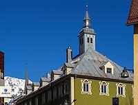 ehemaliges Kloster der Barmherzigen Schwestern Imst, Tirol, Österreich, Europa<br /> Former convent of the sisters of mery, Imst, Tyrol, Austria, Europe