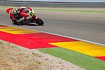 CEV Repsol en Motorland / Aragón <br /> a 07/06/2014 <br /> En la foto :<br /> Moto2<br /> odendaal<br />RM/PHOTOCALL3000