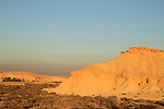 Israel, Arava, a view from Moa, a Nabatean site on the Spice Route, a world Heritage Site