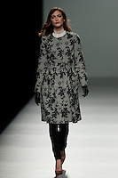 Roberto Torretta in Mercedes-Benz Fashion Week Madrid 2013
