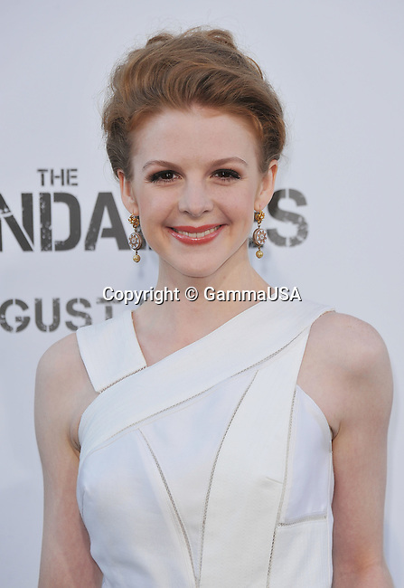 Ashley Bell<br /> The Expendable Exclusive World Sneek Preview at the Chinese Theatre in Los Angeles.