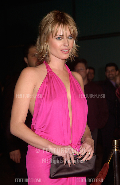 Actress REBECCA ROMIJN-STAMOS at the U.S. premiere, in Hollywood, of her new movie Femme Fatale..04NOV2002.  © Paul Smith / Featureflash