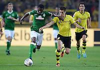 Fussball Bundesliga 2013/14: Borussia Dortmund - Werder Bremen