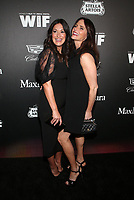 7 February 2020 - Hollywood, California - Amy Landecker, Angelique Cabral. 13th Annual Women In Film Female Oscar Nominees Party held at Sunset Room Hollywood. Photo Credit: FS/AdMedia