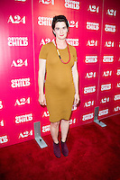 Gaby Hoffman arrives at the Los Angeles Special Screening of A24's OBVIOUS CHILD at Arclight Hollywood
