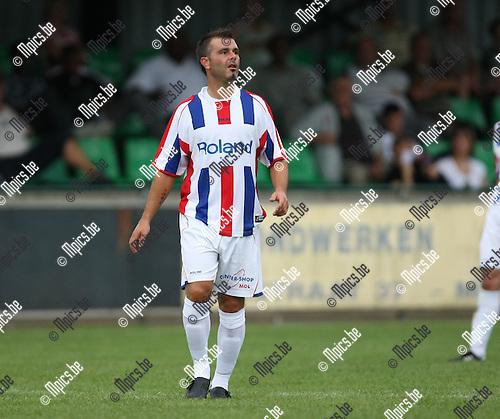 2009-07-22 / Voetbal / seizoen 2009-2010 / KFC Mol-Wezel / Kurt Van de Paar..Foto: Maarten Straetemans (SMB)