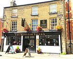 The Minster Tavern pub, Ely, Cambridgeshire, England, UK