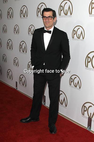 BEVERLY HILLS, CA - JANUARY 26: Ty Burrell at the 24th Annual Producers Guild of America Awards at The Beverly Hilton Hotel in Beverly Hills, California...Credit: MediaPunch/face to face..- Germany, Austria, Switzerland, Eastern Europe, Australia, UK, USA, Taiwan, Singapore, China, Malaysia and Thailand rights only -