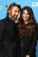 "LOS ANGELES - MAR 6:  Sharlto Copley, Tanit Phoenix at the ""Gringo"" Premiere at Regal LA Live on March 6, 2018 in Los Angeles, CA"