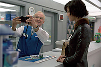 One Hour Photo (2002) <br /> Robin Williams &amp; Connie Nielsen<br /> *Filmstill - Editorial Use Only*<br /> CAP/KFS<br /> Image supplied by Capital Pictures