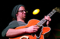 Colter Harper Performs at Thunderbird Cafe 1-24-2012