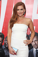 LOS ANGELES, CA - JUNE 7: Isla Fisher at the World premiere of Tag at the Regency Village Theatre in Los Angeles, California on June 7, 2018. Credit: Faye Sadou/MediaPunch<br /> CAP/MPIFM<br /> &copy;MPIFM/Capital Pictures