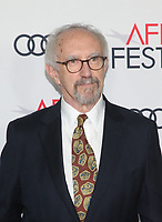 "18 November 2019 - Hollywood, California - Jonathan Pryce. AFI FEST 2019 Presented By Audi – ""The Two Popes"" Premiere held at TCL Chinese Theatre. Photo Credit: FS/AdMedia"