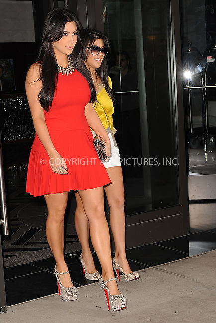 WWW.ACEPIXS.COM . . . . . .August 30, 2011...New York City...The Kardashians visit a health food store on August 30, 2011 in New York City....Please byline: KRISTIN CALLAHAN - ACEPIXS.COM.. . . . . . ..Ace Pictures, Inc: ..tel: (212) 243 8787 or (646) 769 0430..e-mail: info@acepixs.com..web: http://www.acepixs.com .