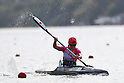 Monika Seryu (JPN),<br /> SEPTEMBER 15, 2016 - Canoe : <br /> Women's Kayak single KL1 Final <br /> at Lagoa Stadium<br /> during the Rio 2016 Paralympic Games in Rio de Janeiro, Brazil.<br /> (Photo by AFLO SPORT)