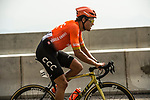Greg Van Avermaet (BEL) CCC Team climbs during Stage 4 of 10th Tour of Oman 2019, running 131km from Yiti (Al Sifah) to Oman Convention and Exhibition Centre, Oman. 19th February 2019.<br /> Picture: ASO/K&aring;re Dehlie Thorstad | Cyclefile<br /> All photos usage must carry mandatory copyright credit (&copy; Cyclefile | ASO/K&aring;re Dehlie Thorstad)
