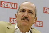 30.07.2018 - Aldo Rebelo participa de reunião na Fiesp em SP