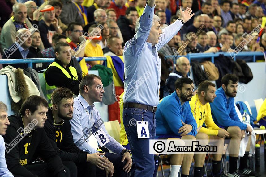 Aihan Omer antrenor principal al Romaniei