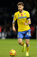 Leeds United's Mateusz Klich in action<br /> <br /> Photographer David Shipman/CameraSport<br /> <br /> The EFL Sky Bet Championship - West Bromwich Albion v Leeds United - Saturday 10th November 2018 - The Hawthorns - West Bromwich<br /> <br /> World Copyright &copy; 2018 CameraSport. All rights reserved. 43 Linden Ave. Countesthorpe. Leicester. England. LE8 5PG - Tel: +44 (0) 116 277 4147 - admin@camerasport.com - www.camerasport.com
