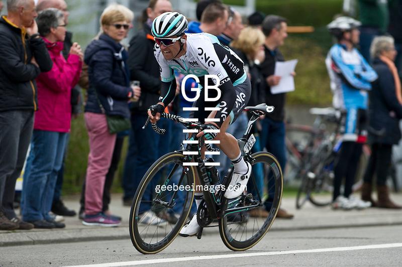 2016 Flanders Classics<br /> UCI Pro Continental Cycling<br /> De Brabantse Pijle<br /> 13 April 2016<br /> Yanto Barker, One Pro Cycling