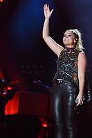 07 June 2018 - Nashville, Tennessee - Lauren Alaina. 2018 CMA Music Festival Nightly Concert held at Nissan Stadium. <br /> CAP/ADM/DMF<br /> &copy;DMF/ADM/Capital Pictures