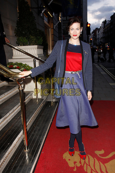 LONDON, ENGLAND - APRIL 28 :  Jasmine Guinness arrives at the Tatler Best of British - party at The Ritz on April 28, 2015 in London, England.<br /> CAP/AH<br /> &copy;Adam Houghton/Capital Pictures