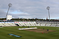 General view of the ground during Warwickshire CCC vs Essex CCC, Specsavers County Championship Division 1 Cricket at Edgbaston Stadium on 14th September 2017