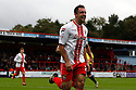Peter Hartley of Stevenage heads the opening goal and celebrates<br />  - Stevenage v Crawley Town - Sky Bet League 1 - Lamex Stadium, Stevenage - 26th October, 2013<br />  © Kevin Coleman 2013<br />  <br />  <br />  <br />  <br />  <br />  <br />  <br />  <br />  <br />  <br />  <br />  <br />  <br />  <br />  <br />  <br />  <br />  <br />  <br />  <br />  <br />  <br />  <br />  <br />  <br />  <br />  <br />  <br />  <br />  <br />  <br />  <br />  <br />  <br />  <br />  <br />  <br />  <br />  <br />  <br />  <br />  <br />  <br />  <br />  <br />  <br />  <br />  <br />  <br />  <br />  <br />  - Crewe Alexandra v Stevenage - Sky Bet League One - Alexandra Stadium, Gresty Road, Crewe - 22nd October 2013. <br /> © Kevin Coleman 2013