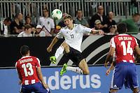 14.08.2013: Deutschland vs. Paraguay