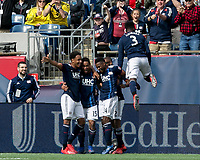 New England Revolution vs Minnesota United FC, March 30, 2019